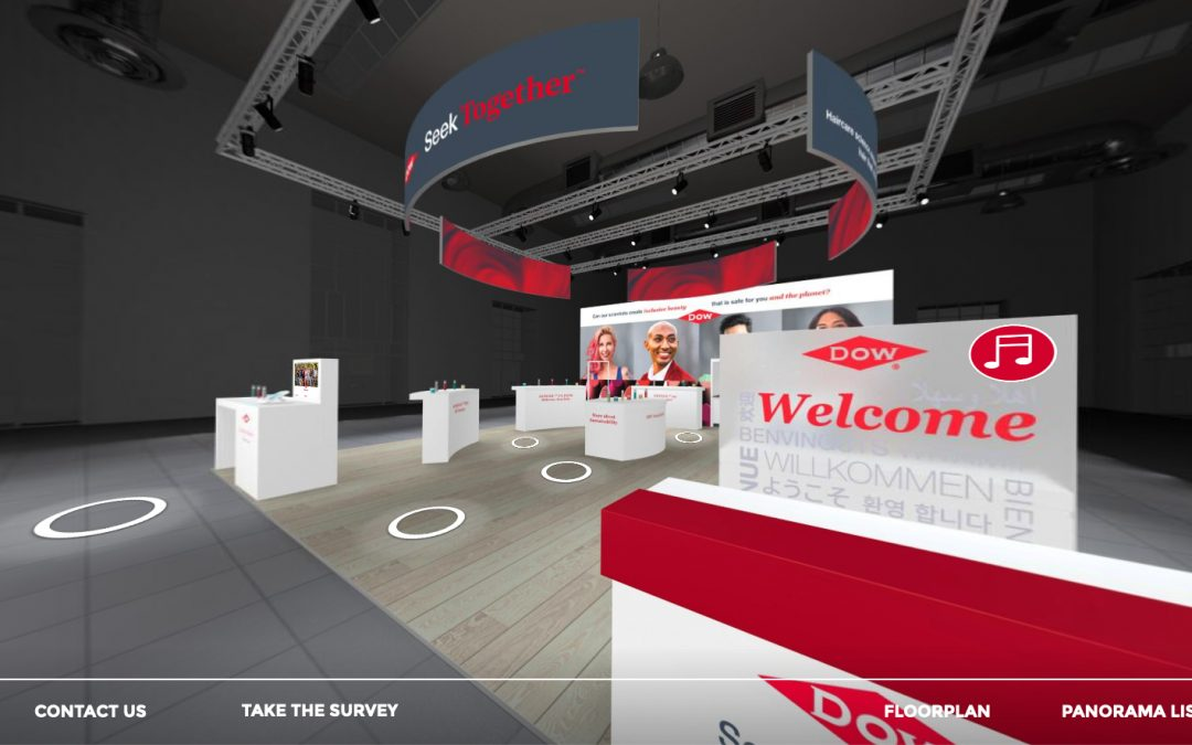Virtualizing your Event or Trade Show presence